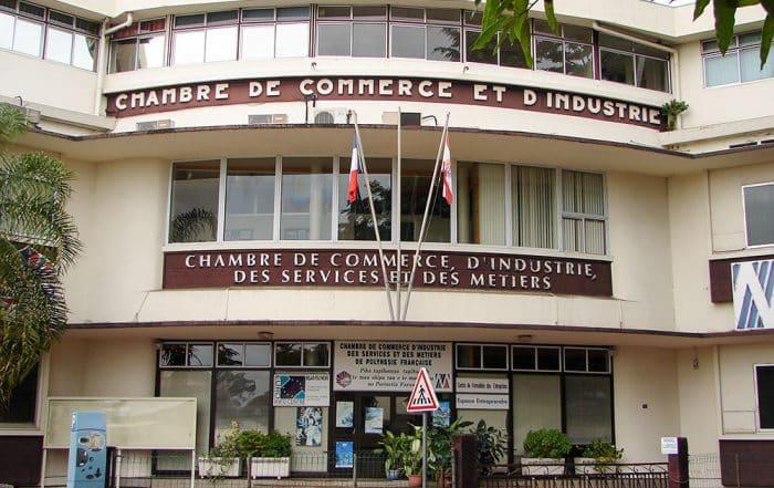 Chambre de Commerce CCISM de Tahiti, Papeete en 2006