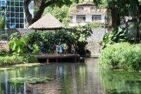 Bain de la Reine Aimata Pomare IV, Papeete